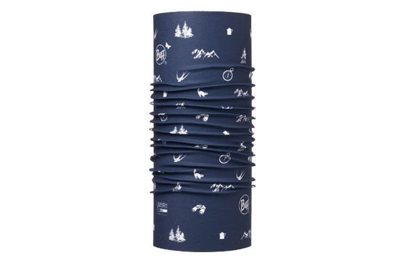ORIGINAL BUFF UV PROTECTION CAMPFIRE DARK NAVY