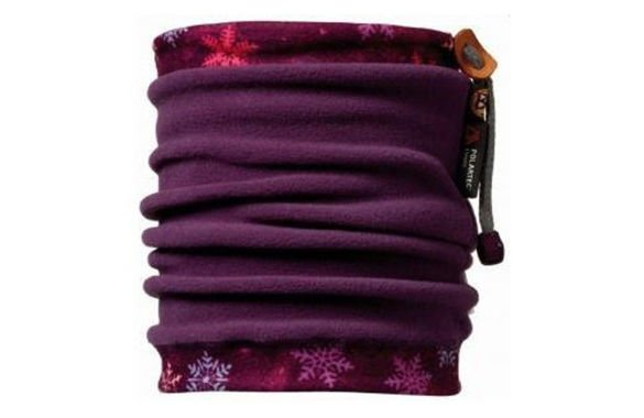 KOMIN NECKWARMER POLAR BUFF SNOWFLOW