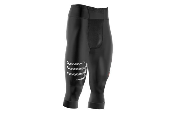 COMPRESSPORT PIRATE 3/4 BLACK