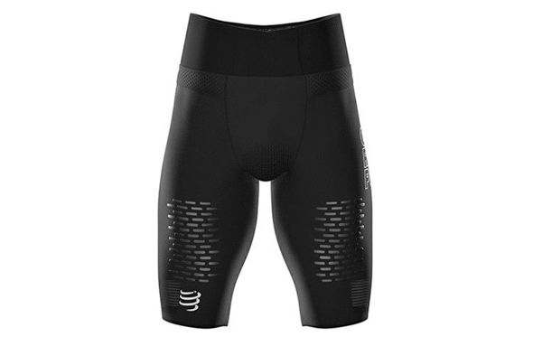 COMPRESSPORT TRAIL RUNNING UNDER CONTROL SHORT czarne