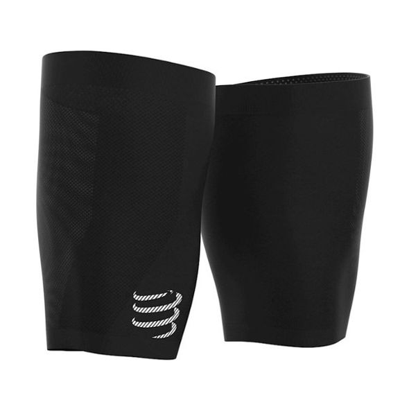 COMPRESSPORT UNDER CONTROL QUAD SS19 czarne