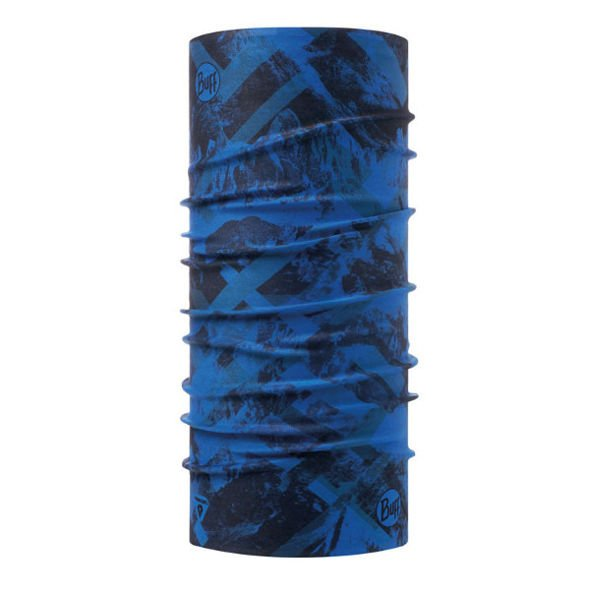 THERMONET BUFF MOUNTAIN TOP CAPE BLUE