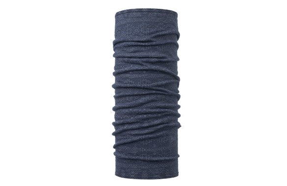 MERINO WOOL BUFF EDGY DENIM lighweight 125