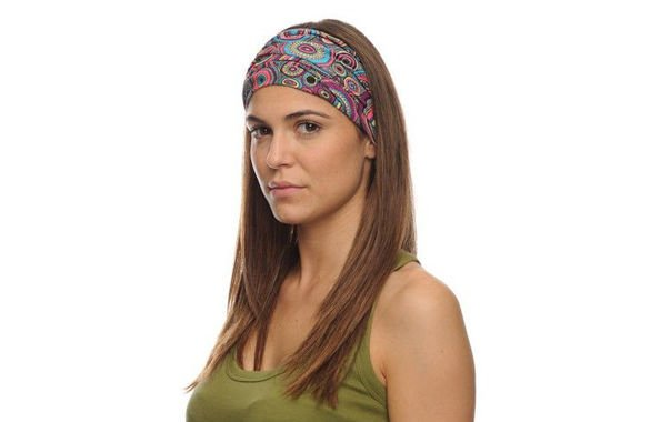 ORIGINAL BUFF NATIONAL GEOGRAPHIC UV PROTECTION FOUR CORNERS MULTI