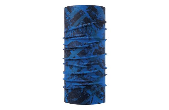 CHUSTA THERMONET BUFF MOUNTAIN TOP CAPE BLUE